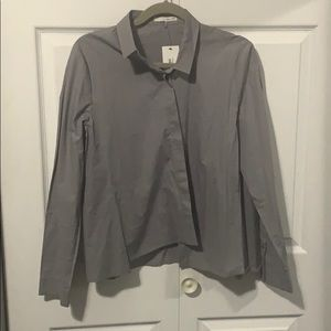 ❤️2 for 30$ // NWT Oak + Fort Button Up Blouse